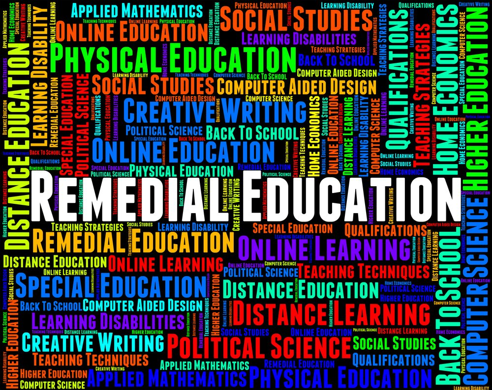 Remediation in Higher Education